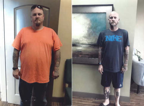 Edward has lost 122.8 pounds